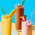 Préparez ces milkshakes végétaliens quand vous voulez une gâterie crémeuse